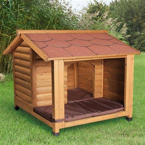 niche exterieure pour chien construire un niche pour chien le type de bois 224 utiliser