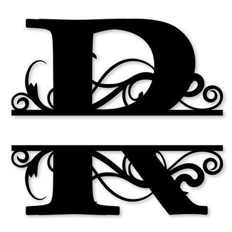 pin  snc split monograms