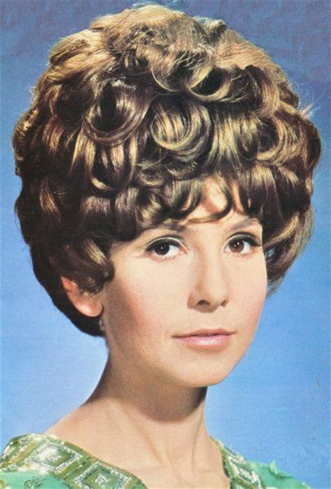 60s Curly Hairstyles by 350 Best Images About Vintage On