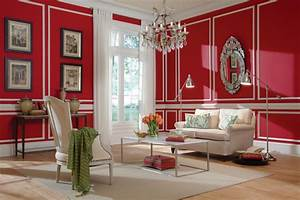 Farben Fürs Wohnzimmer Wände : streichen ideen das innendesign durch passende farben aufpeppen ~ Bigdaddyawards.com Haus und Dekorationen