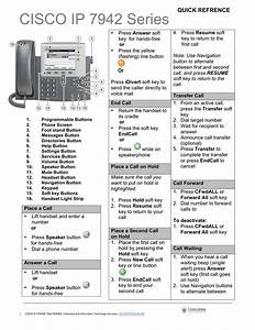 Cisco Ip Phone 7942 Manual Guide