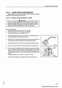 Komatsu Hydraulic Excavator Pc450lc