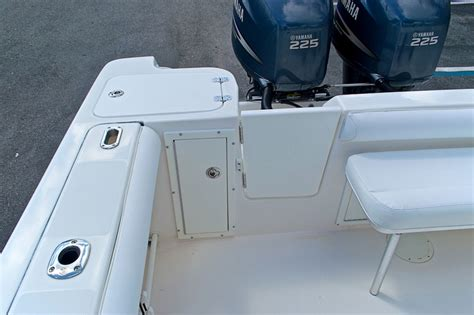 Edgewater Boats Parts by Used 2004 Edgewater 265 Center Console Boat For Sale In