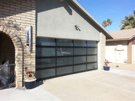 Custom Architectural Garage Door