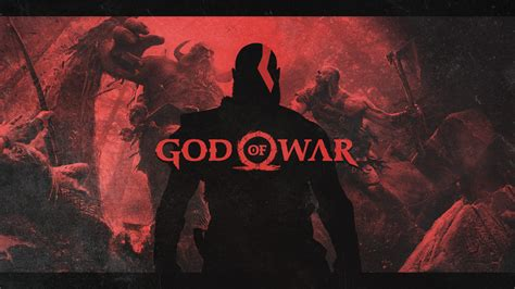 God Of War Hd Wallpaper For Mobile by God Of War Ps4 2018 Wallpapers Hd Wallpapers