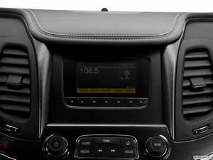 2014 Chevrolet Impala Sedan LS W1LS Closeup Of Radio Head Unit
