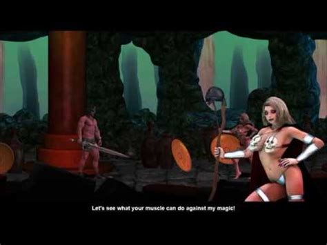 battle witch belith age  barbarian extended cut youtube