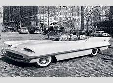 TopWorldAuto >> Photos of Lincoln Futura concept car