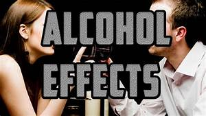 Alcohol  Long-term And Short-term Effects