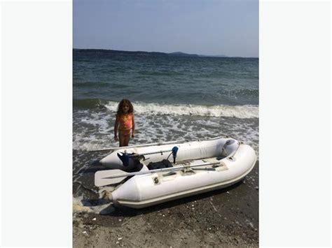 Titan Inflatable Boats by Lost Titan Inflatable Dinghy Cedar Nanaimo