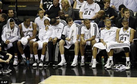 San Antonio Spurs 93109 Miami Heat, Nba Finals Match