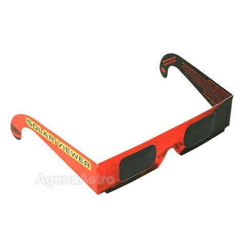 NASA Solar Eclipse Glasses