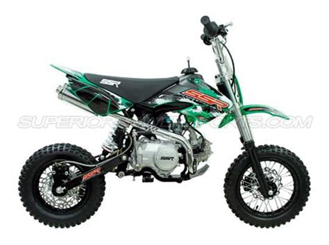 Page 1, New Or Used Ssr Motorsports Motorcycles For Sale