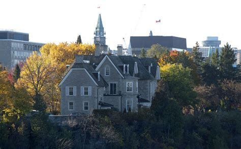 fixing  sussex drive preserving canadas history