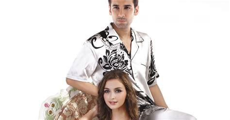baju tidur suami istri yang serasi dan bagus
