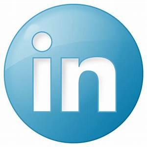 Image Gallery linkedin circle logo