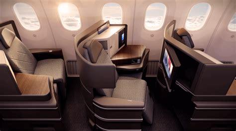 siege zodiac les cabines du nouveau boeing 787 el al 100 recaro
