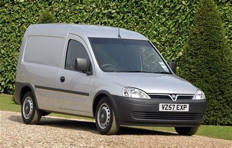 vauxhall combo  van review honest john