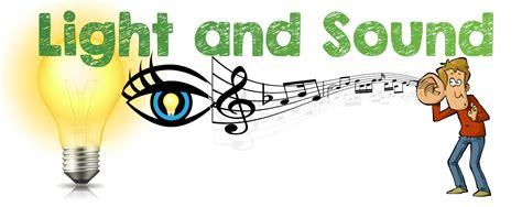light and sound science alivescience alive