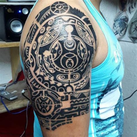designs        maori tattoo