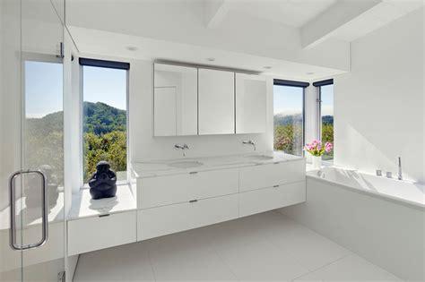 Modern Bathroom In Valley by Mill Valley Residence Modern Bathroom San Francisco