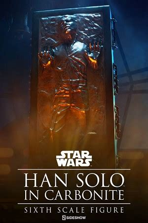 Star Wars: Han Solo in Carbonite | Pop Culture Movies & TV ...