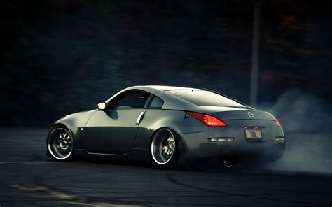 nissan 350z wallpaper nissan 350z tuning wallpaper 1920x1200 31258 wallpaperup
