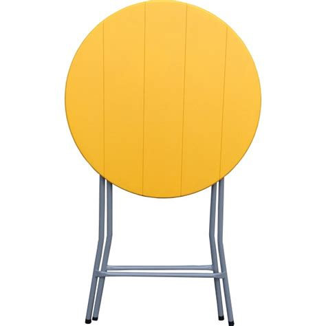 table pliante ronde diam 232 tre 80 cm