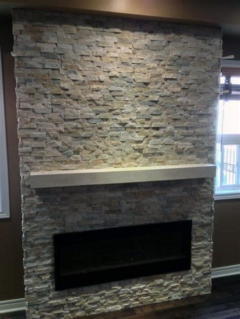 top   stone fireplace design ideas rustic rock