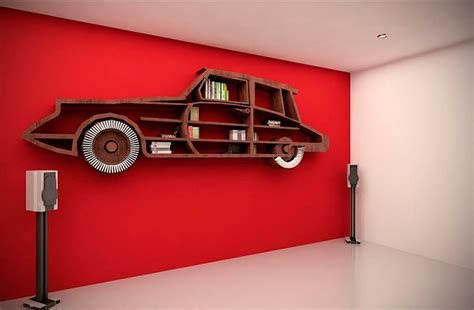 Оригінальні книжкові полиці на стіну своїми руками (фото ...
