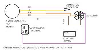 wire condenser fan motor wiring diagram image watch more like outside ac fan motor wiring on 3 wire condenser fan motor wiring diagram