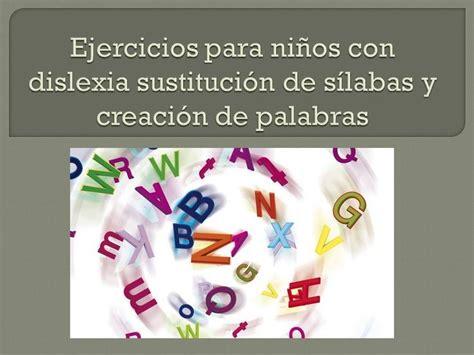 Mejores 97 Imágenes De Dislexia Ejercicios En Pinterest Educación Especial Escuela Y Logopedia