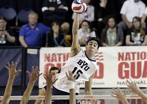 BYU men's volleyball sweeps Cal-Baptist | BYU Volleyball ...