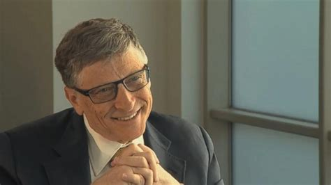 week bill gates  education video abc news