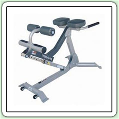 chaise romaine horizontale muscu exo
