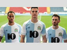 Blackburn Rovers 1819 Home Kit Released Footy Headlines