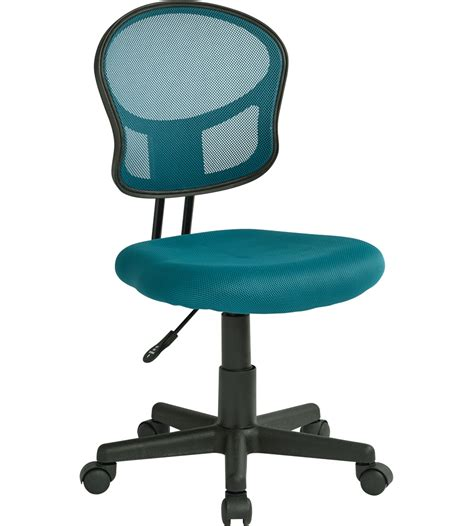 rolling desk chair mesh rolling computer chair in armless office chairs