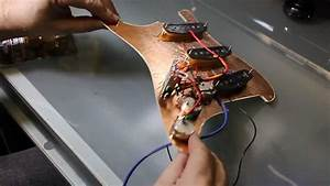 Wiring A Fender Stratocaster