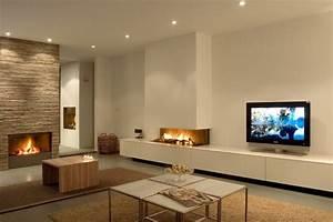 Tv Wand Modern : gashaard inbouw google zoeken interieurs pinterest design http www ~ Indierocktalk.com Haus und Dekorationen