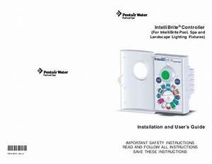 Pentair Intellibrite Controller Wiring Diagram