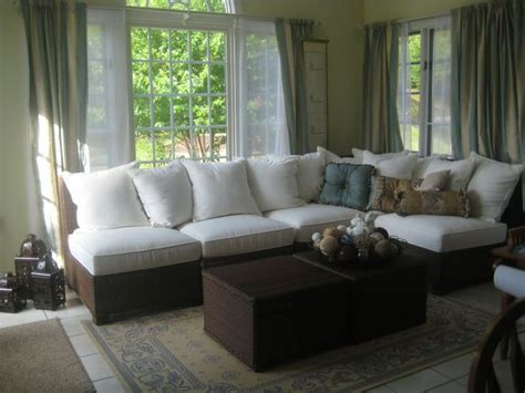 sofas for sunrooms sunroom decorating ideas pictures of your sofa home decorating design forum