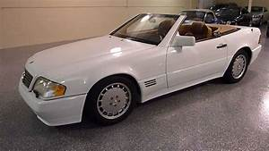 1992 Mercedes-benz 500sl 2dr Roadster Sold   2179