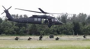 Six Missing After Black Hawk Chopper Crashes Off Taiwan ...