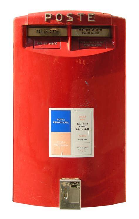 cassetta postale poste italiane cassetta della posta da esterno in cui non piove dentro
