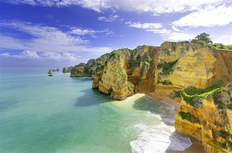 Portugals Beautiful Algarve Secures A Place In Top 10