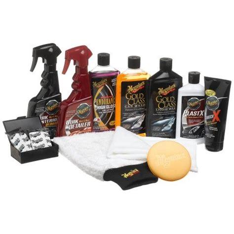 produit nettoyage interieur voiture kit complet de nettoyage et d entretien voiture meguiar s