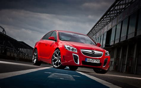 Red Opel Insignia Opc Desktop Wallpapers 2560x1600