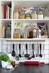 ikea kitchen hanging storage Under-Cabinet Hanging Storage   Ikea Kitchen Hacks