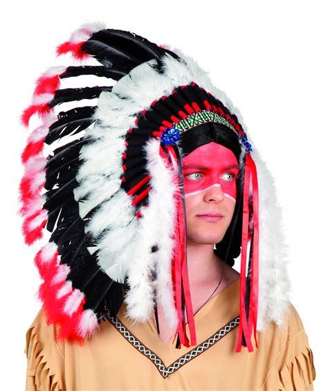 maquillage indien homme coiffe d indien adulte