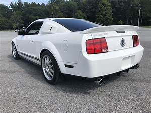 2009 Ford Mustang GT 500 | Saratoga Auto Auction